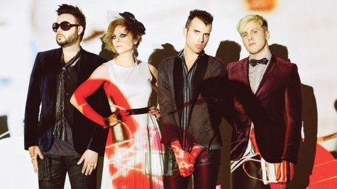 Image courtesy of Facebook.com/NeonTrees (via ABC News Radio)