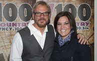 Y100 Presented Phil Vassar & Craig Morgan at the Meyer Theatre on 11/8/12 10