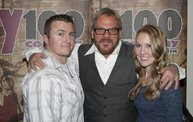 Y100 Presented Phil Vassar & Craig Morgan at the Meyer Theatre on 11/8/12 7
