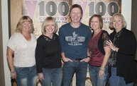 Y100 Presented Phil Vassar & Craig Morgan at the Meyer Theatre on 11/8/12 3