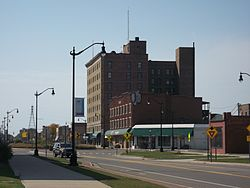 Downtown Benton Harbor