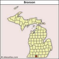 Bronson, Michigan