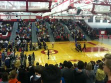 Veteran's Day program at Sheboygan South