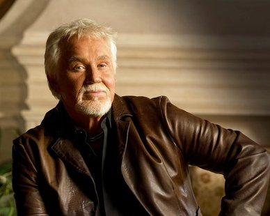 Kenny Rogers (photo copyrighted by Jay Fletcher, courtesy of Tulip Time Festival)