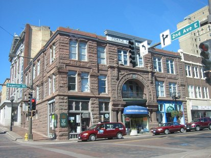 Old Downtown Duluth