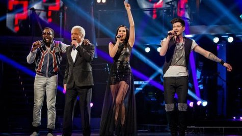 Image courtesy of Facebook.com/BBCTheVoiceUK (via ABC News Radio)