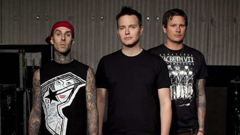 Image courtesy of Blink182.com (via ABC News Radio)