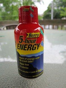 5 hour enery