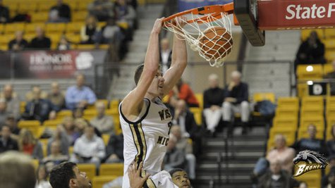 WMU Men's basketball 2012-13. Photo courtesy of wmubroncos.com