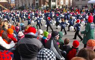 WIXX @ The Green Bay Holiday Parade 2012 12