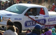 WIXX @ The Green Bay Holiday Parade 2012 14