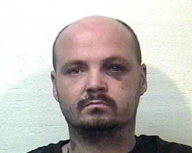 David Glen Johnson (photo courtesy Van Buren County Sheriff's Dept.)