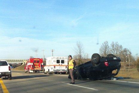 I-69 Accident