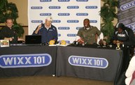 1 on 1 With The Boys :: 11/20/12 :: Donald Driver 4