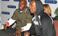 1 on 1 With The Boys :: 11/20/12 :: Donald Driver 3
