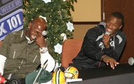 1 on 1 With The Boys :: 11/20/12 :: Donald Driver 18
