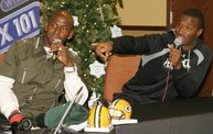 1 on 1 With The Boys :: 11/20/12 :: Donald Driver 17