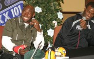 1 on 1 With The Boys :: 11/20/12 :: Donald Driver 16