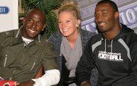 Donald Driver, James Jones, and A Happy Fan
