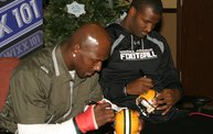 1 on 1 With The Boys :: 11/20/12 :: Donald Driver 9