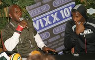 1 on 1 With The Boys :: 11/20/12 :: Donald Driver 2