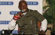 1 on 1 With The Boys :: 11/20/12 :: Donald Driver 1