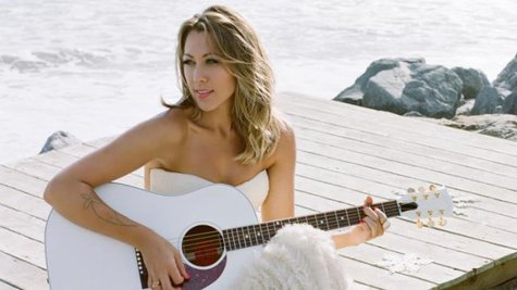 Image courtesy of Facebook.com/ColbieCaillat (via ABC News Radio)