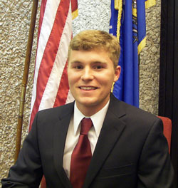 La Crosse Mayor Mathias Harter