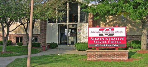 Coldwater Community Schools Administrative Service Center, Coldwater, MI