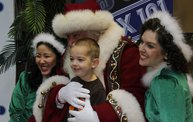 Macy's Thanksgiving Day Parade Santa @ WIXX to Support Make-A-Wish 7