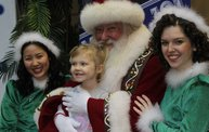 Macy's Thanksgiving Day Parade Santa @ WIXX to Support Make-A-Wish 6