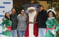 Macy's Thanksgiving Day Parade Santa @ WIXX to Support Make-A-Wish 4