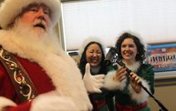 Macy's Thanksgiving Day Parade Santa @ WIXX to Support Make-A-Wish 1