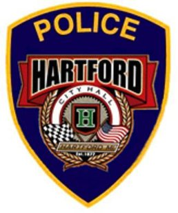 Hartford Police were assisted by Van Buren County Deputies in the chase.