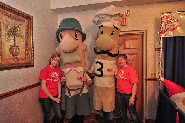 Did I mention the Racing Sausages were at Holidays in Harmony!!??