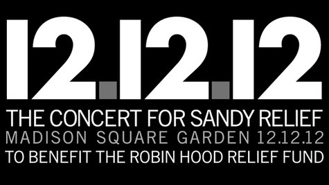 Image courtesy of Facebook.com/121212Concert (via ABC News Radio)