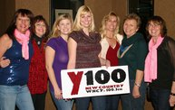 Y100 Presented Martina McBride's Joy of Christmas :: 11/29/12 23
