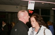 Y100 Mistletoe Cam @ Martina McBride's Joy of Christmas 16