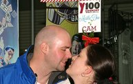 Y100 Mistletoe Cam @ Martina McBride's Joy of Christmas 14