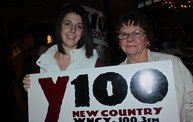 Y100 Presented Martina McBride's Joy of Christmas :: 11/29/12 19