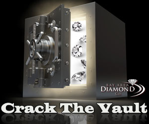 WIXX Crack the Vault with Bay Area Diamond for a 1.5 Carat Diamond valued at over $11,000