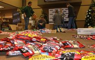 Maino Stockpiles Treats For Troops to Send Overseas - And Gets Some Help From Neenah 10