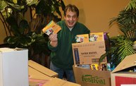 Maino Stockpiles Treats For Troops to Send Overseas - And Gets Some Help From Neenah 8