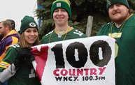 Y100 Tailgate Party at Brett Favre's Steakhouse :: Packers vs. Vikings 12