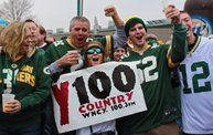 Y100 Tailgate Party at Brett Favre's Steakhouse :: Packers vs. Vikings 7