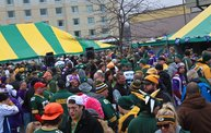 Y100 Tailgate Party at Brett Favre's Steakhouse :: Packers vs. Vikings 5