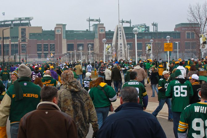 Packers vs. Vikings :: 12/212