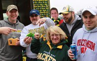 Y100 Tailgate Party at Brett Favre's Steakhouse :: Packers vs. Vikings 21