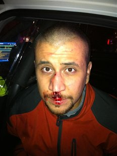 George Zimmerman is seen in this February 26, 2012 police photo provided by the George Zimmerman legal defense fund. REUTERS/George Zimmerma