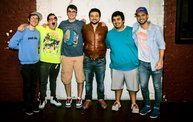 Walk The Moon Meet 'N' Greet 12/3/12 1